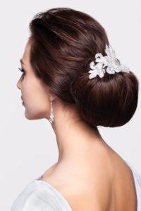 bridal hairstyles & wedding hair ideas, Q Hairdressing Salon, West Malling, Kent