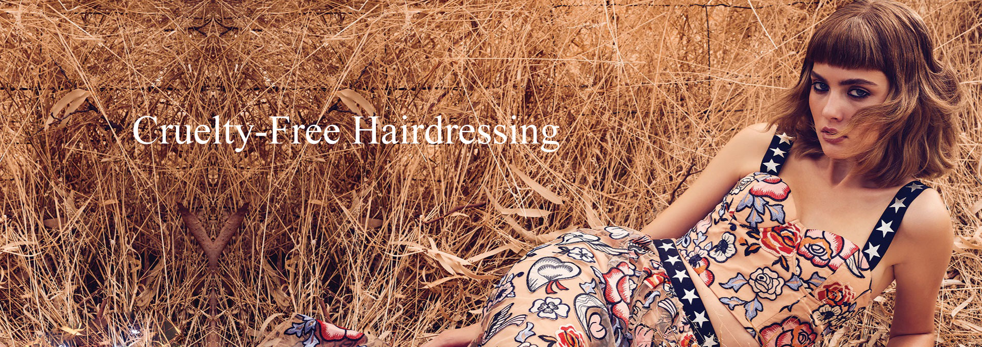 Cruelty Free Hairdressing