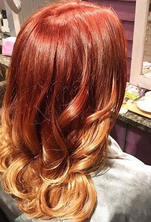 copper-balayage-best-hair-salon-in-west-malling-kent